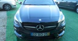 Mercedes-Benz CLA 200 AMG AUTO C/GPS+CÂMERA
