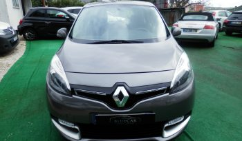 Renault Grand Scénic 1.5 DCi Dynamiq 7 lugares cheio