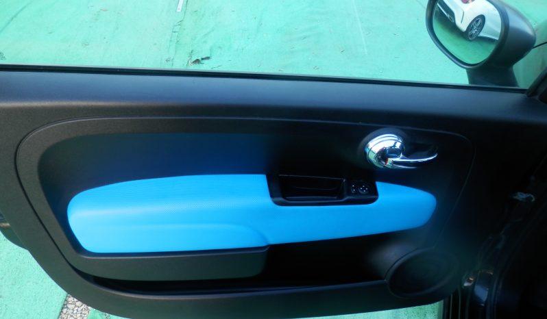 Fiat 500 cheio