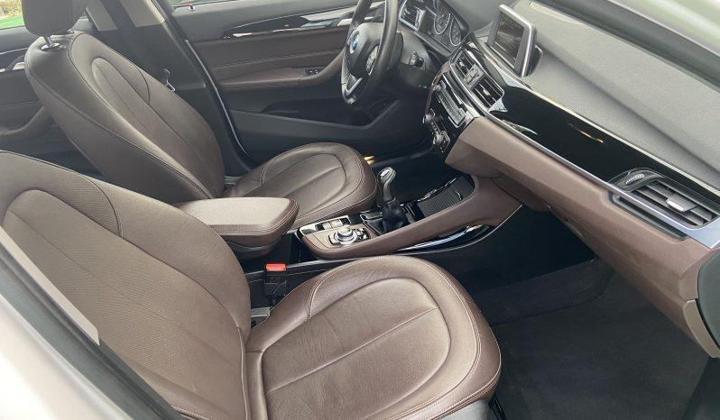 BMW X1 18 D SDrive XLine cheio